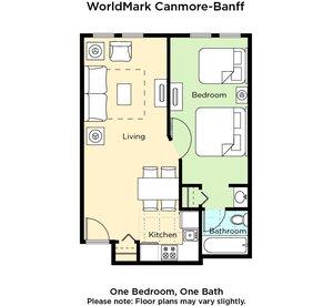 Lobby - WorldMark by Wyndham Resort Canmore Banff