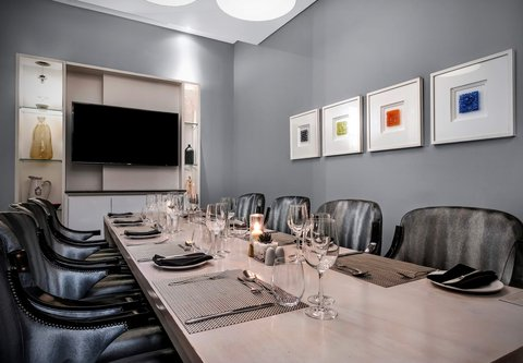 Meeting Room 1 - Private Dining