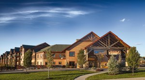 Exterior view - Wyndham Vacation Resort at Glacier Canyon Baraboo