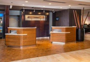 Lobby - Courtyard by Marriott Hotel Devon Wayne