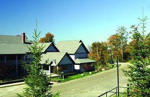 Exterior view - Wyndham Vacation Resort Smugglers Notch Jeffersonville