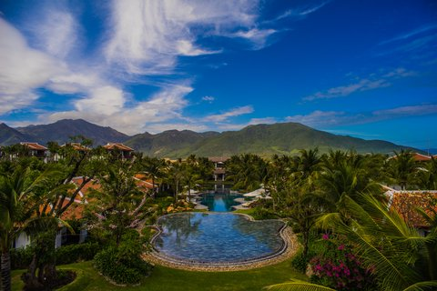 Resort Overview at The Anam Villas