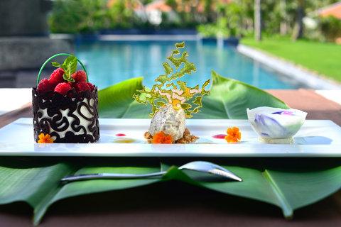 Food Concept at The Anam Villas