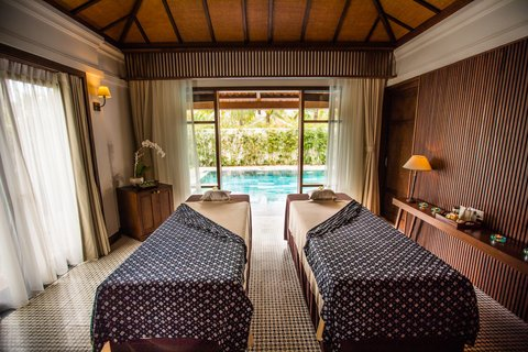 The Anam Treatment Room at The Anam Villas