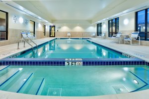 Pool - Holiday Inn Express Hotel & Suites White Haven