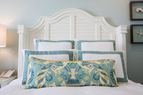 Guestroom Bed Closeup