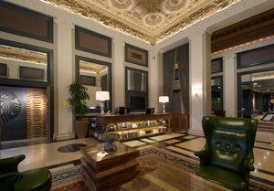 Lobby - Sentinel Hotel Portland