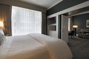 Suite - Sentinel Hotel Portland