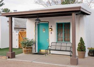 Exterior view - El Rey Inn Santa Fe