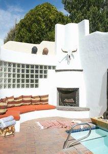 Pool - El Rey Inn Santa Fe