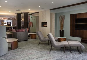 Lobby - Courtyard by Marriott Hotel West Des Moines