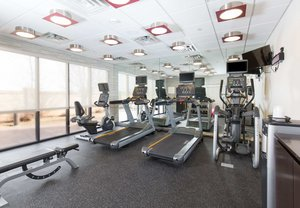 Fitness/ Exercise Room - Courtyard by Marriott Hotel West Des Moines