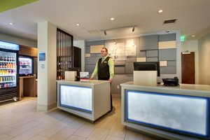 Lobby - Holiday Inn Express Helen