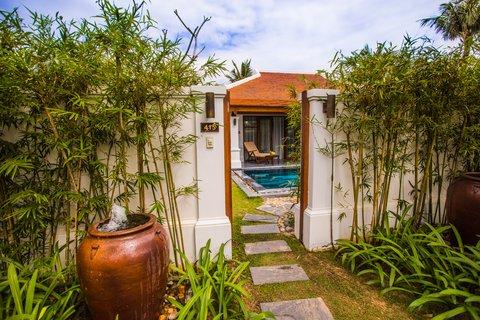 The Anam Private Pool Villa at The Anam Villas