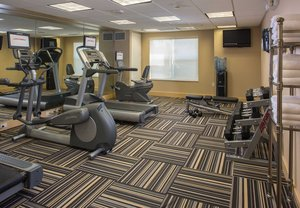 Fitness/ Exercise Room - Residence Inn by Marriott Covington