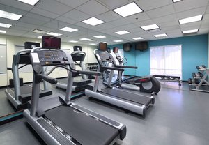 Fitness/ Exercise Room - Fairfield Inn & Suites by Marriott Airport Newark