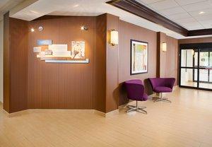 Lobby - Fairfield Inn & Suites by Marriott South Lafayette