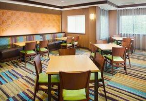 Restaurant - Fairfield Inn & Suites by Marriott South Lafayette