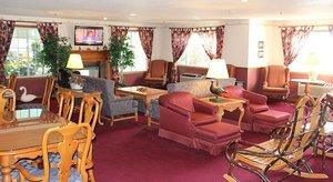 Lobby - Best Cozy House Inn & Suites Williamsburg