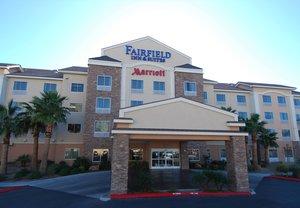Exterior view - Fairfield Inn & Suites by Marriott South Las Vegas
