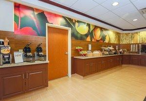Restaurant - Fairfield Inn & Suites by Marriott South Las Vegas