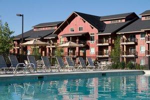 Exterior view - Wyndham Vacation Resorts at Steamboat Springs Resort