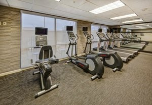 Fitness/ Exercise Room - Courtyard by Marriott Hotel Alexandria