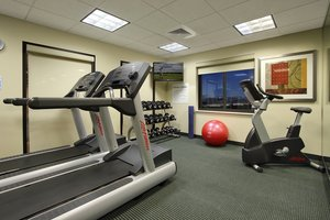Fitness/ Exercise Room - Holiday Inn Express Colorado Springs