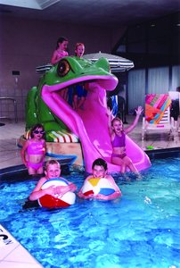 Pool - Ramkota Hotel Watertown