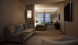 Suite - Knickerbocker Hotel New York
