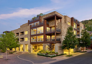 Exterior view - Residences at Little Nell Aspen