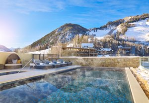 Pool - Residences at Little Nell Aspen