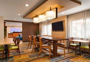 Restaurant - Fairfield Inn by Marriott Bloomington