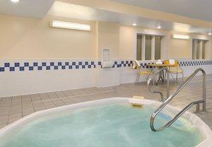 Fitness/ Exercise Room - Fairfield Inn by Marriott Bloomington