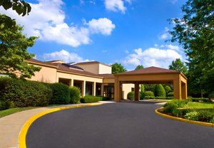Exterior view - Courtyard by Marriott Hotel Andover
