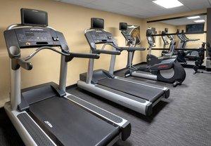 Fitness/ Exercise Room - Courtyard by Marriott Hotel Devon Wayne