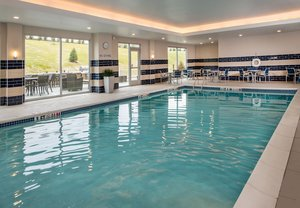 Fitness/ Exercise Room - TownePlace Suites by Marriott Altoona