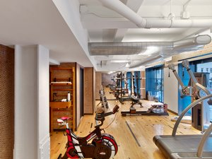 Fitness/ Exercise Room - 1 Hotel Central Park New York