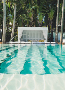 Pool - Delano South Beach Hotel Miami Beach