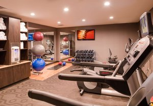 Fitness/ Exercise Room - Fairfield Inn & Suites Downtown New Orleans