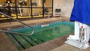 Pool - Holiday Inn Summit Frisco