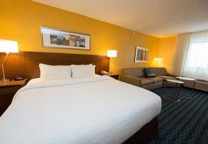 Room - Fairfield Inn by Marriott Burlington