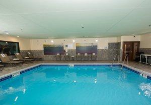 Fitness/ Exercise Room - Fairfield Inn by Marriott Burlington