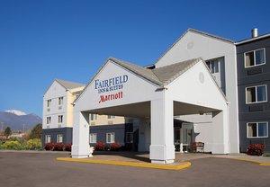 Exterior view - Fairfield Inn by Marriott South Colorado Springs