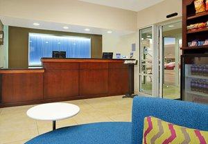 Lobby - Fairfield Inn by Marriott South Colorado Springs