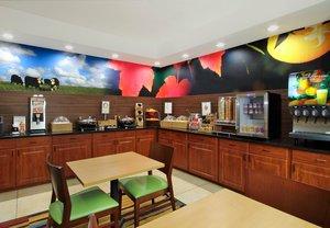 Restaurant - Fairfield Inn by Marriott South Colorado Springs
