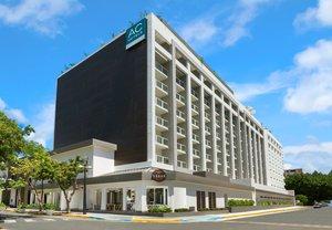 Exterior view - AC Hotel by Marriott San Juan