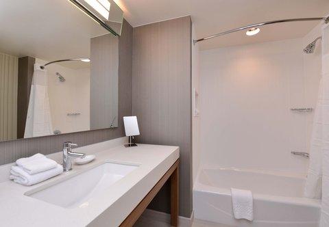 Queen Guest Room - Bathroom