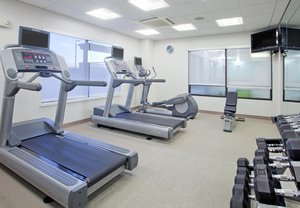 Fitness/ Exercise Room - SpringHill Suites by Marriott East Wichita