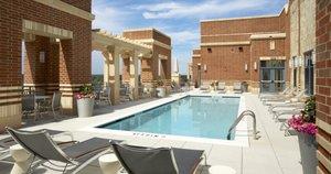 Pool - Gramercy Hotel at Metropolitan Park Arlington